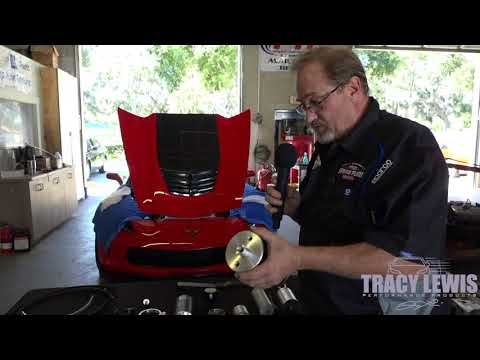 Tracy Lewis Performance In The Garage Episode 2: RX Catch Cans