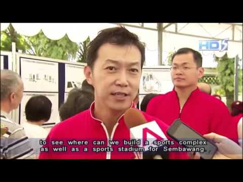 Sembawang to have integrated sports hub