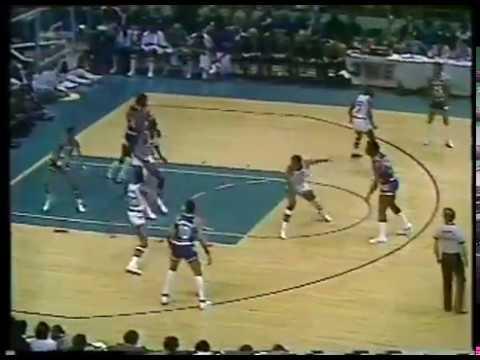 NBA - 1981 NBA All Star Game - West VS East - 2nd Qtr & 2nd Half imasportsphile.com