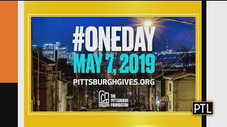 Pittsburgh Gives #OneDay Event