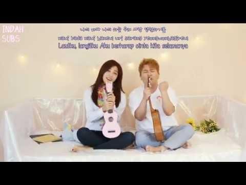 HUH GAK Feat EUNJI (APINK) - BADA OCEAN [INDO SUB]
