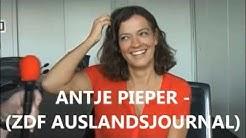 ANTJE PIEPER im Interview - Powerfrau des ZDF