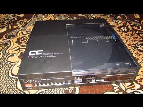 AIWA PX-E80E проигрыватель винила: 690 грн. - Cd / md