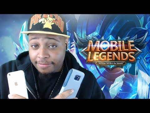 BACK WITH THE DAILY LIVE STREAM! (Mobile Legends)