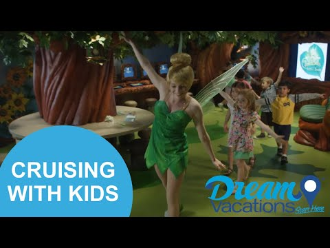 Cruising with Kids   Dream Vacations