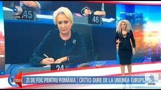 Stirile Kanal D (13.11.2018) -Zi de FOC pentru Romania! Critici dure de la UE! Editie COMPLETA