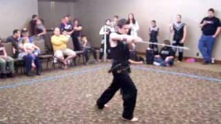Calvin's XMA Sword Rose 09
