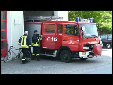Ernstfall in Echtzeit! Feueralarm live in Börry