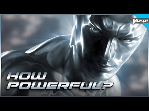 How Powerful Is Silver Surfer?