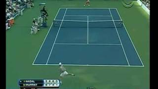Andy Murray Vs Rafael Nadal Us Open Highlights Part  two