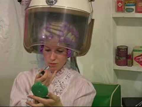 Preview Clip Kat Under Dryer Youtube