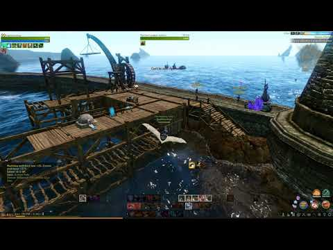 Building Your Fish-Find Longliner (Archeage Unchained)