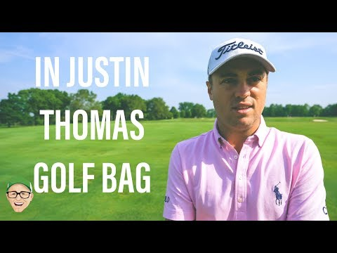 IN THE BAG WITH JUSTIN THOMAS