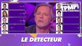 Jean-Michel Maire passe au détecteur de mensonges et avoue avoir déjà eu un crush sur le plateau