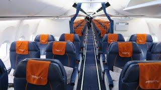 Посадка на новую ВПП в Шереметьево Boeing 737 800 а к Аэрофлот Рейс Санкт Петербург Москва