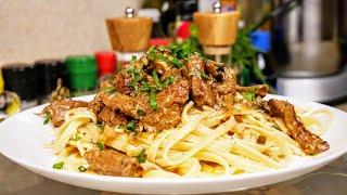 Гуляш по новому из самых простых продуктов, цыганка готовит.