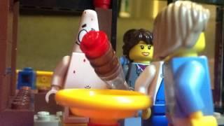 Lego Spongebob:  The Dessert Menu