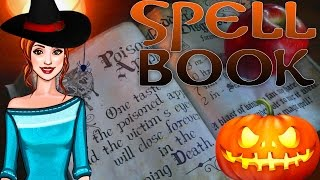 Идеи на Хэллоуин | Книга заклинаний | YulyaBullet