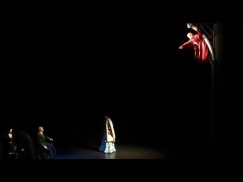 Dracula Pforzheim Derniere: Ich leb nur, weil es dich gibt (Chris Murray, Femke Soetenga)