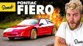 PONTIAC FIERO - Everything You Need to Know | Up to Speed