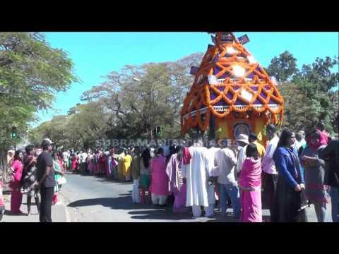 Highlights of brake village kavadi 2017(tongaat)