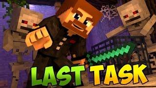 Minecraft LastTask 2 #2 - ФЕРМА ОПЫТА И МНОГО АЛМАЗОВ