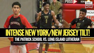 INTENSE NY/NJ tilt! Noah and Jon lead The Patrick School against Andre Curbelo and LuHi!