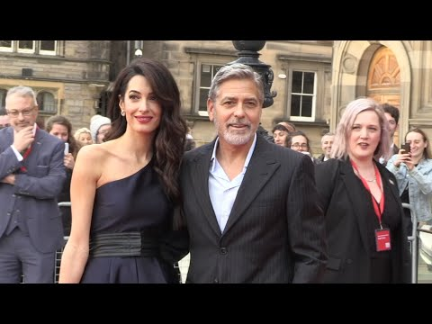 George Clooney: Always the charmer
