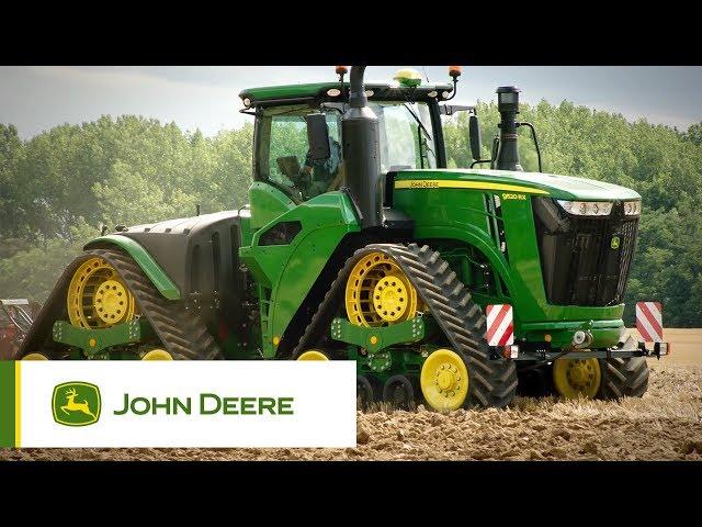 Ciągniki serii 9RX | John Deere