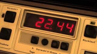 Vintage Videorecorder GRUNDIG SVR 4004 EL 1978