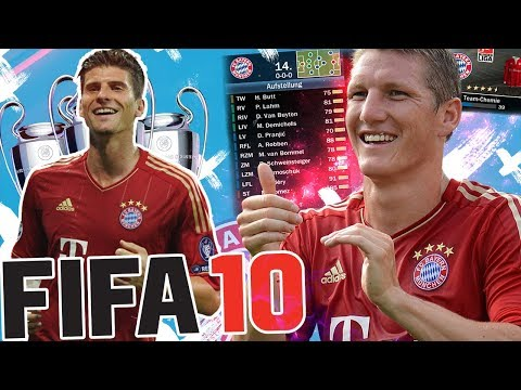 Fifa 10 Retro Sprint to Glory 😍 FC Bayern im Jahr 2009 🔥 Sumas