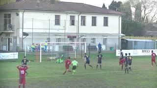 Eccellenza Girone A Fratres Perignano-Castelfiorentino 2-2