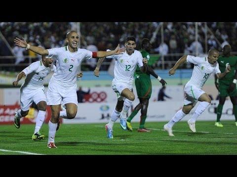 Algeria vs Burkina Faso 1-0 Full.Match.HD