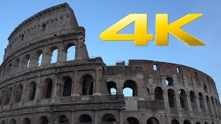 4K | Rome, Italy in Ultra High Definition