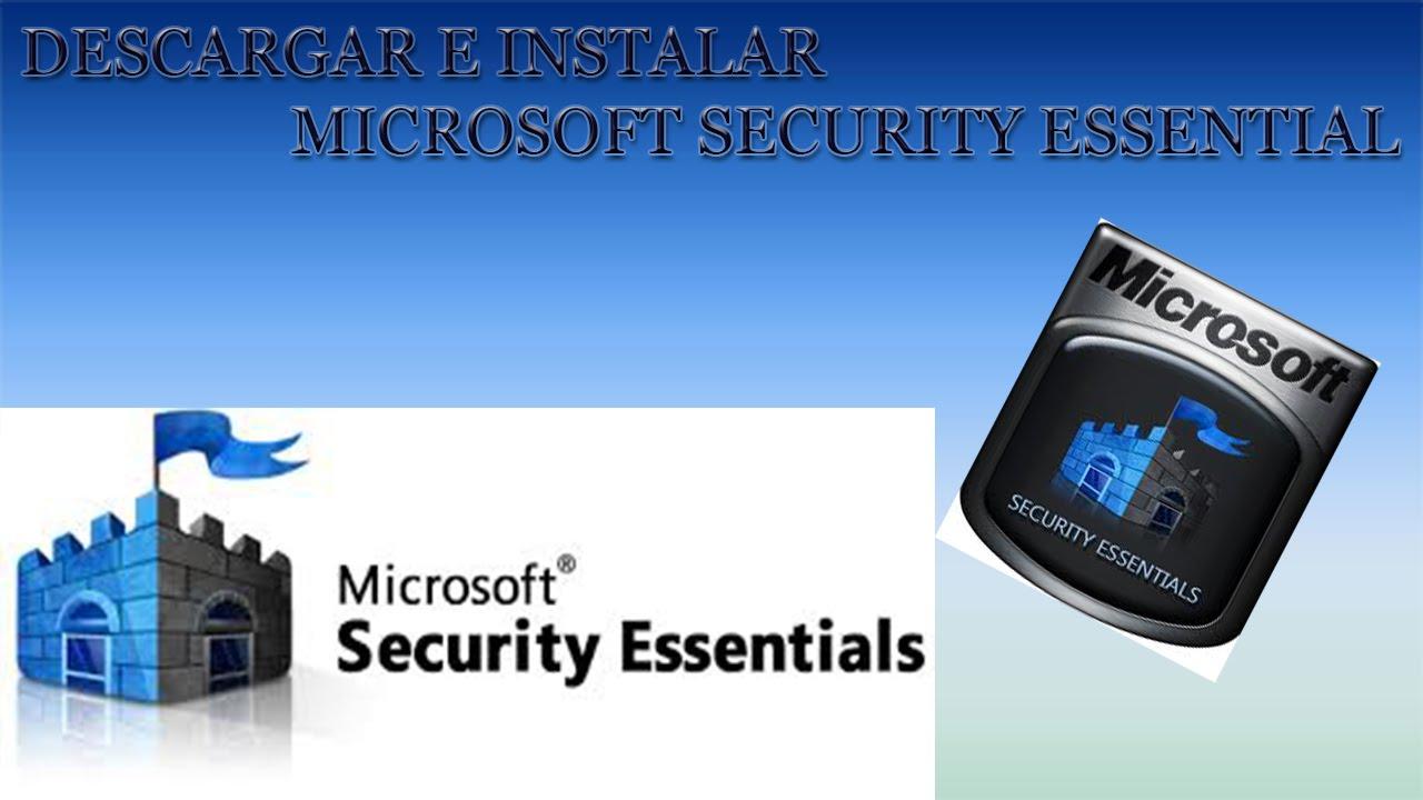 Microsoft security essential xp 32 bit free download - Como Descargar E Instalar Microsoft Security Essential Antivirus Para Windows 7 Full 2014