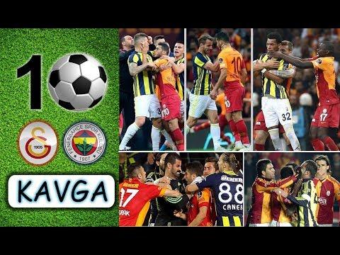 Galatasaray Fenerbahçe Arasındaki 10 Unutulmaz Kavga Derbi Özel