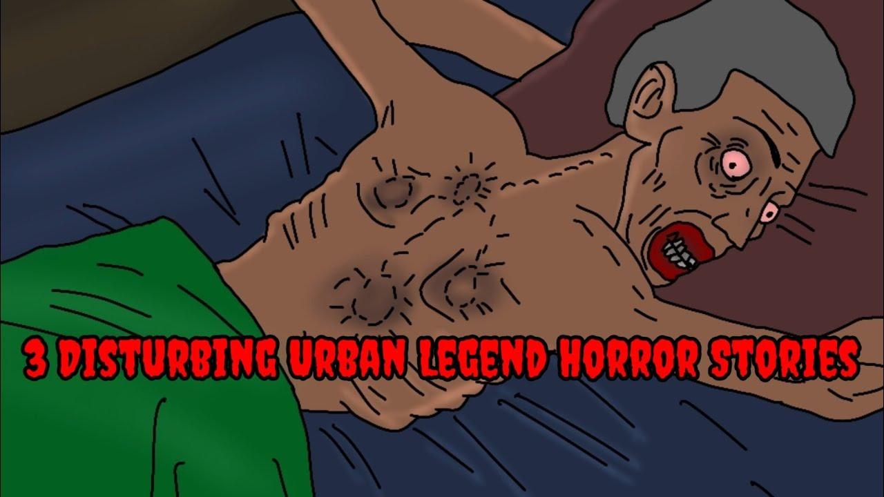 3 Disturbing Urban Legend Horror Stories || Animated Horror Stories || Samarth Horror Stories
