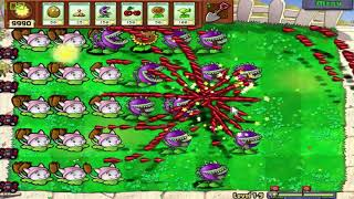 Plants vs Zombies Epic Hack 9999+ CATTAILS vs IMMUNE ZOMBIES