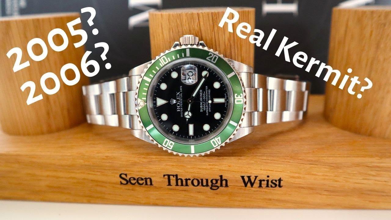 Rolex Serial Number Check ft. Rolex Submariner 16610LV