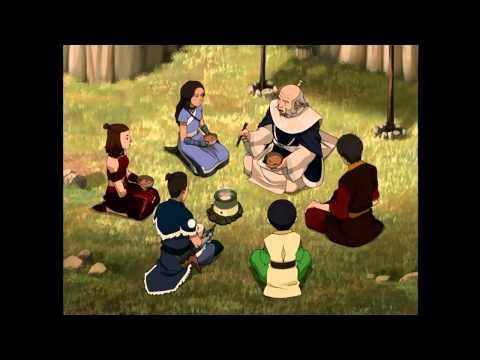 Avatar: The Last Airbender: Iroh's Speech to Team Avatar