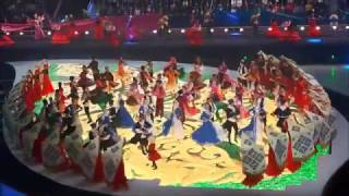 28th WINTER UNIVERSIADE_OPENING CEREMONY_ALMATY_29/01/2017_part 3