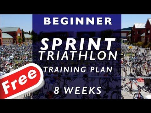 FREE Sprint Triathlon Training Plan for Beginners