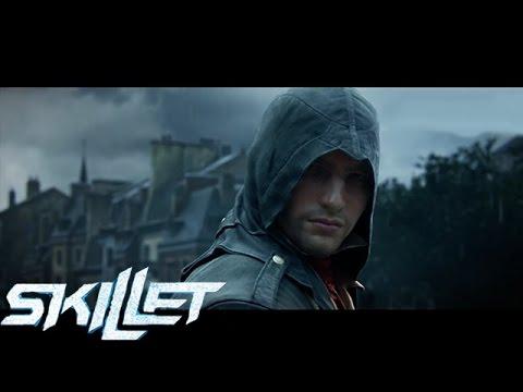 Skillet – The Resistance - (2017) [Cinematic MV]