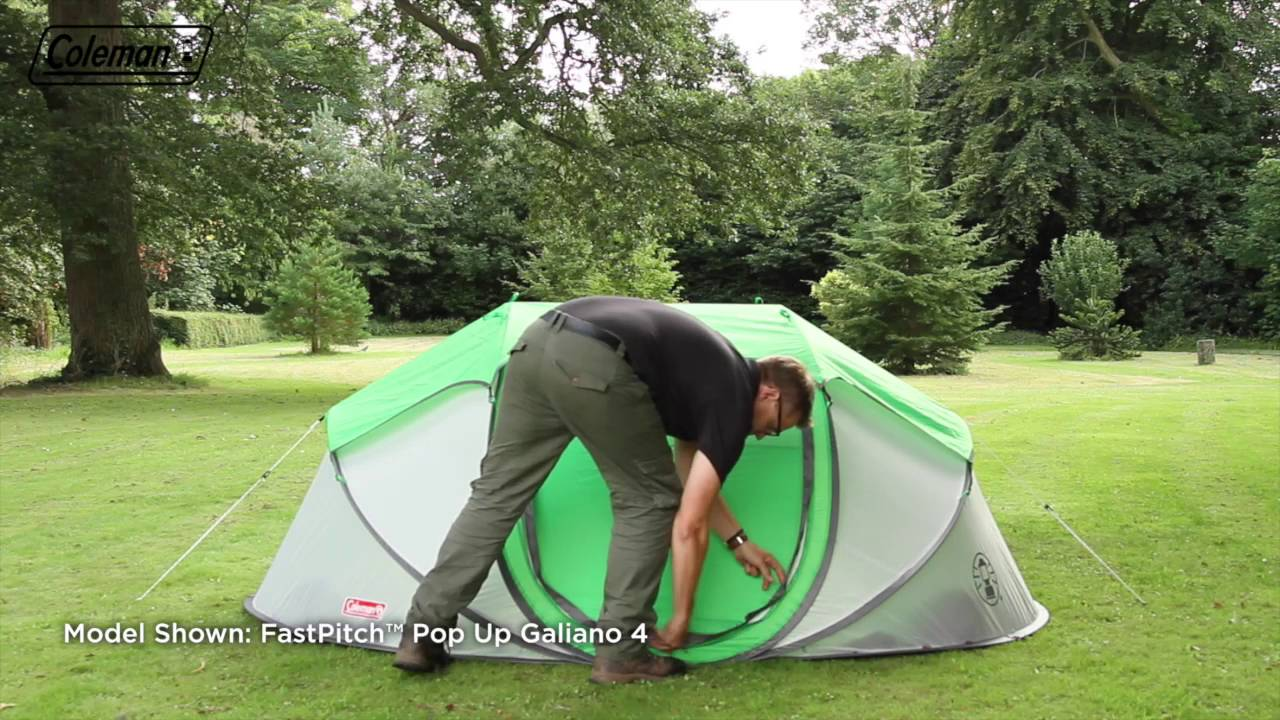 Best Pop Up Tent For Camping in 2019: 5 Instant Tent Reviews