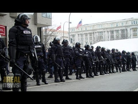 Moving Towards a Police State - Michael Ratner on Reality Asserts Itself (7/7)