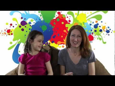ASL COLORS Learn with Fireese - Sign Language Colors | Signing Colours