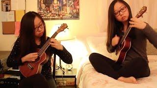 """City of Stars"" (fingerstyle ukulele cover) from LA LA LAND"