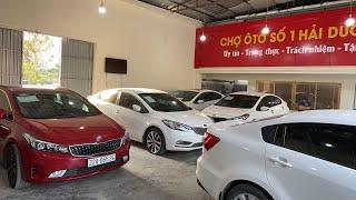 🔴 Trực tiếp chi tiết dàn xe 🚘 Kia Rio, K3, Cerato số tự động, số sàn - Dũng Audi - 0855.966.966
