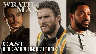 WRATH OF MAN | Cast Featurette | MGM Studios