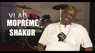 mopreme shakur on how 2pac got his starring role in juice